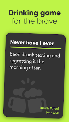 Never Have I Ever - Drinking game 18+のおすすめ画像2