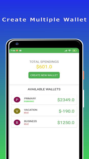 X - Money Manager - Expense Tracker screenshot 4