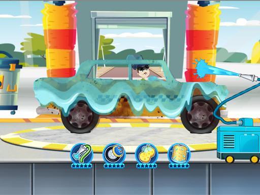 Little Car Wash 6 screenshots 8