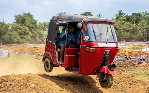 Auto Rickshaw Driving Simulator: Tuk Tuk Rickshaw 1.0.1 screenshots 1