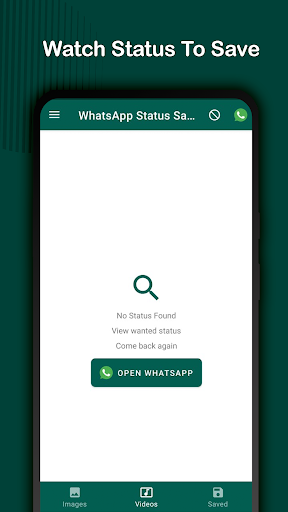 Status Saver for WhatsApp - Save & Download Status 1.7 screenshots 1
