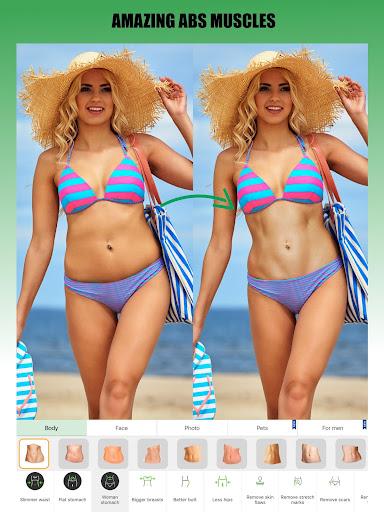 Retouch Me u2013 Body & Face editor. Skinny app  Screenshots 19