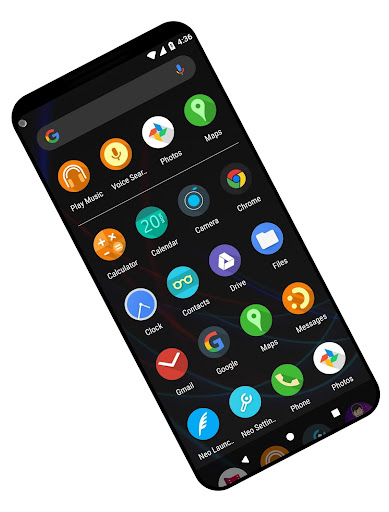 Launcher for Android u2122 v1.4.6 Screenshots 2