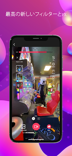 Triller:ソーシャルビデオプラットフォームのおすすめ画像3