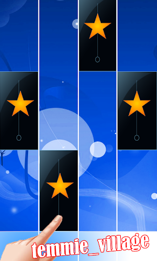 Piano Undertale Music Tiles 3.0 Screenshots 3