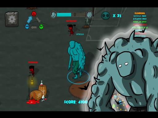 Zombeat.io - io games zombie Apkfinish screenshots 16