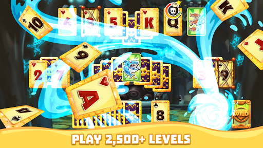 Solitaire TriPeaks: Play Free Solitaire Card Games 7.9.1.76654 screenshots 1
