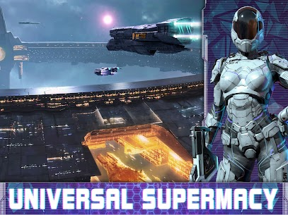 Infinite Galaxy Apk Mod + OBB/Data for Android. 6