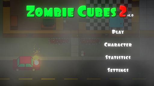 Zombie Cubes 2 screenshots 12