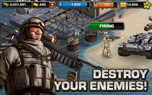 Modern War Screenshot