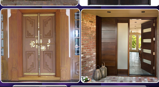 double wooden door design 1.0 Screenshots 4
