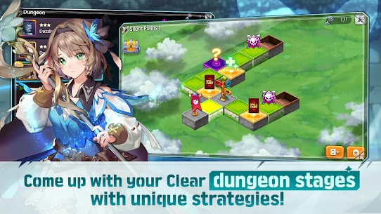 IDLE LUCA Mod Apk (ONE HIT to Kill) Download 5