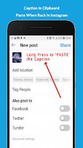 Repost for Instagram – Regrann Pro v10.10 MOD APK 5
