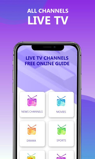 Foto do Live TV Channels Free Online Guide – Top TV Guide