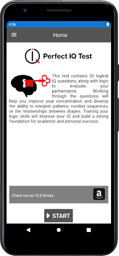 Perfect IQ Test Pro: Train Your Brain screenshots 1