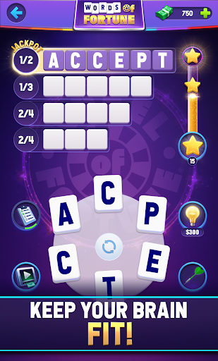 Words of Fortune: Free Play Word Search Game Apkfinish screenshots 18
