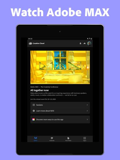 Adobe Creative Cloud screenshot 10