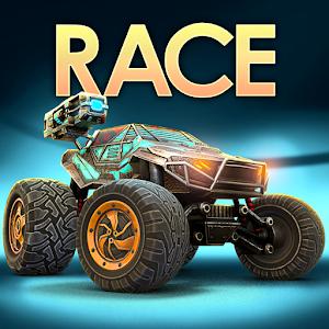 RACE: Rocket Arena Car Extreme  Action Racing