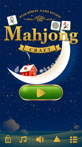 Mahjong Craft - Triple Matching Puzzle apkmr screenshots 1