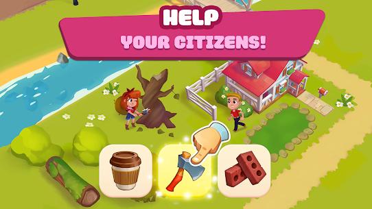 Ranchdale: township & village 2 farming games in 1 MOD (Unlocked) 5