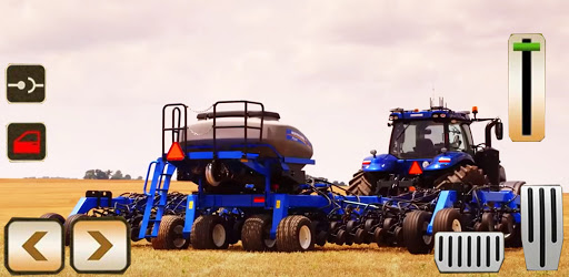 Real Tractor Farming Driving Village Farmer Apk Download 5