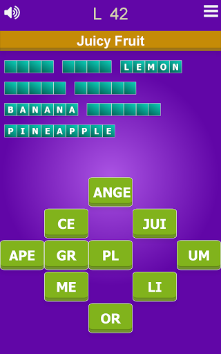 Word games collection - All in one  screenshots 10