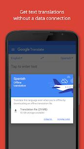Google Translate v6.23.0.03393894181 APK – MOD APK 3
