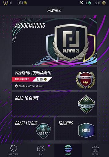 Pacwyn 21 - Football Draft and Pack Opener 1.0.4 Screenshots 9