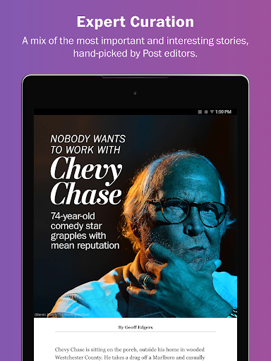 Washington Post Select 1.28.0 Screenshots 12