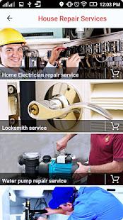 Rada - fix and repair services booking 1.8.5 Screenshots 3