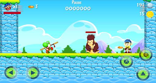 jeffy the puppet vs yoshu - run adventure screenshot 2