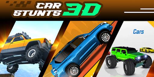 Car Stunts Racing 3D - Extreme GT Racing City 1.0.28 screenshots 1