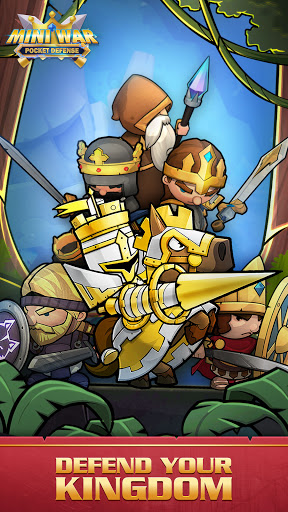 Mini War: Pocket Defense 0.9.4 screenshots 1