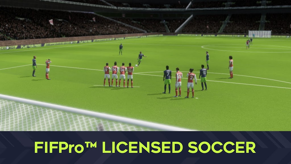 Dream League Soccer 2021 poster 16