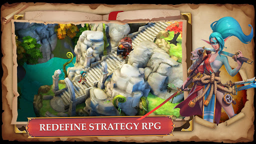 Epic Odyssey: Brave Guardian Idle  Screenshots 8