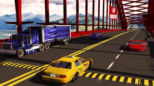 los angeles taxi driver screenshot 2