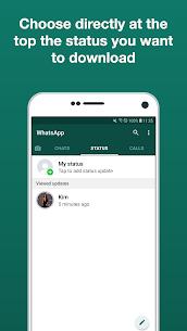 Status Saver for Messenger & Status Downloader 2