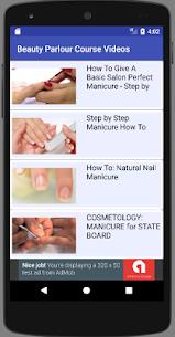 Beauty Parlour Course Videos 4