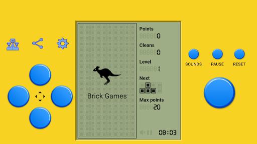Classic Brick Games screenshots 7