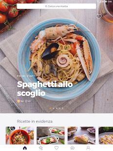 GialloZafferano: le Ricette 4.1.20 Screenshots 9