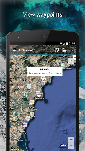 GPX Viewer - Tracks, Routes & Waypoints 1.37.1 Screenshots 20