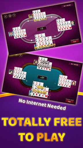 Chinese Poker Offline 1.0.6 screenshots 10