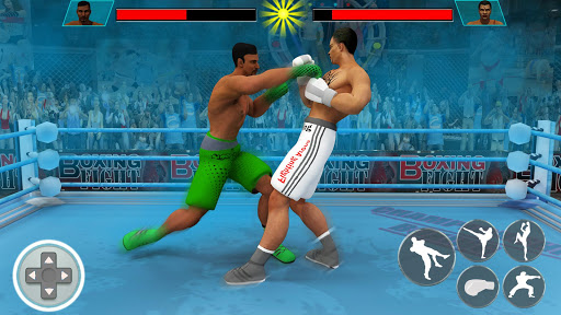 Punch Boxing Warrior: Ninja Kung Fu Fighting Games apktreat screenshots 2