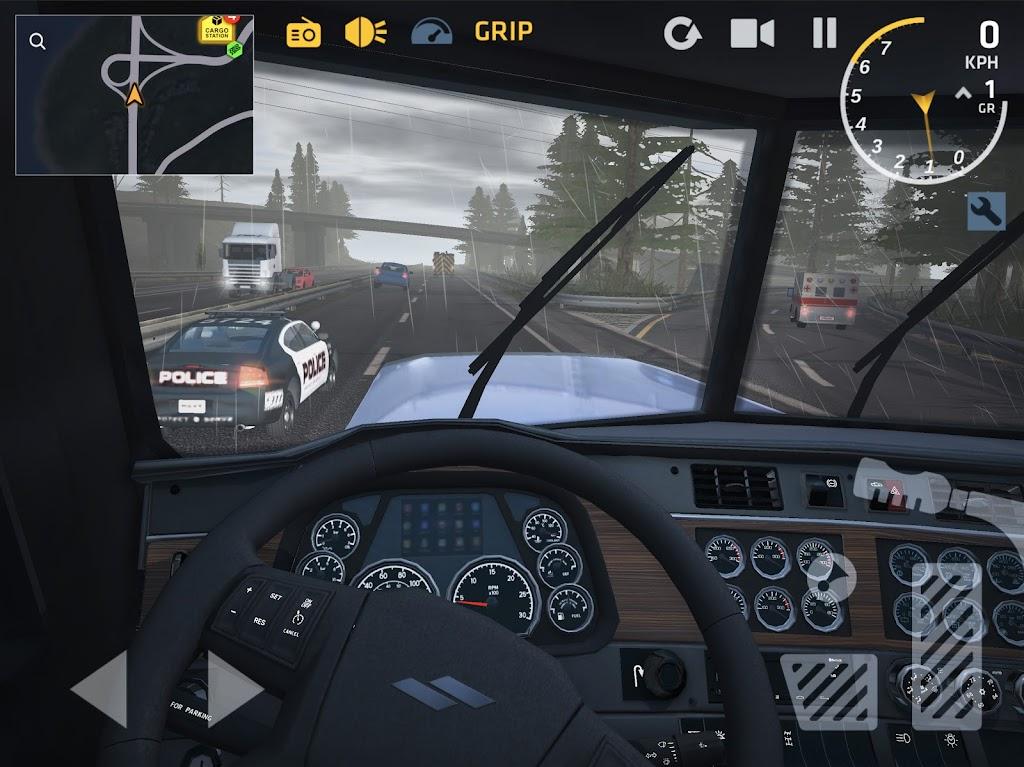 Ultimate Truck Simulator poster 9