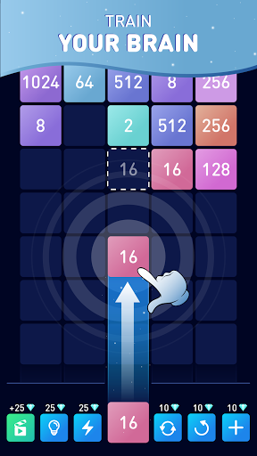 2048 Best Merge Block Puzzle Game 1.2.9 screenshots 2