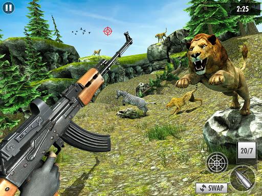 Wild Deer Hunt 2021: Animal Shooting Games apktram screenshots 8