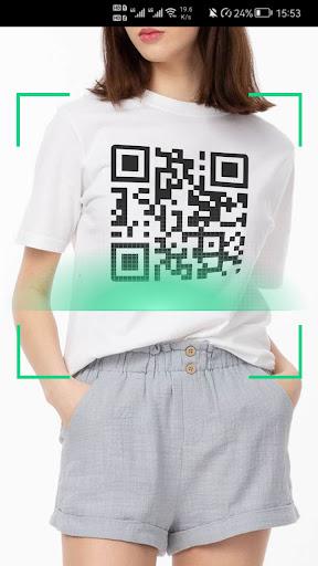 QR Code Reader Barcode Scanner android2mod screenshots 1