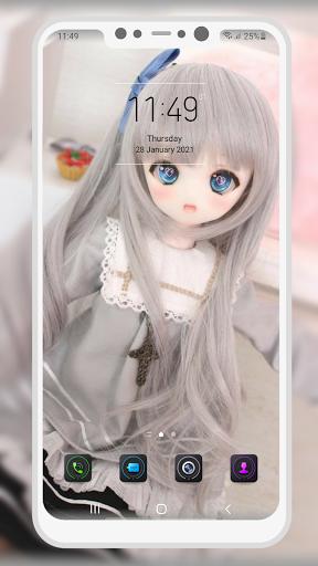 Doll Wallpaper apktram screenshots 6