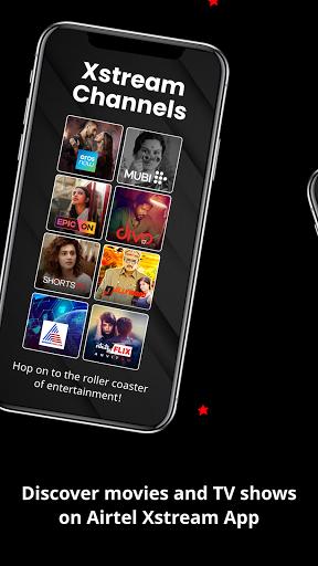 Airtel Xstream App: Movies, TV Shows android2mod screenshots 2