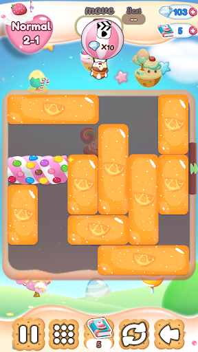 Unblock Candy android2mod screenshots 8